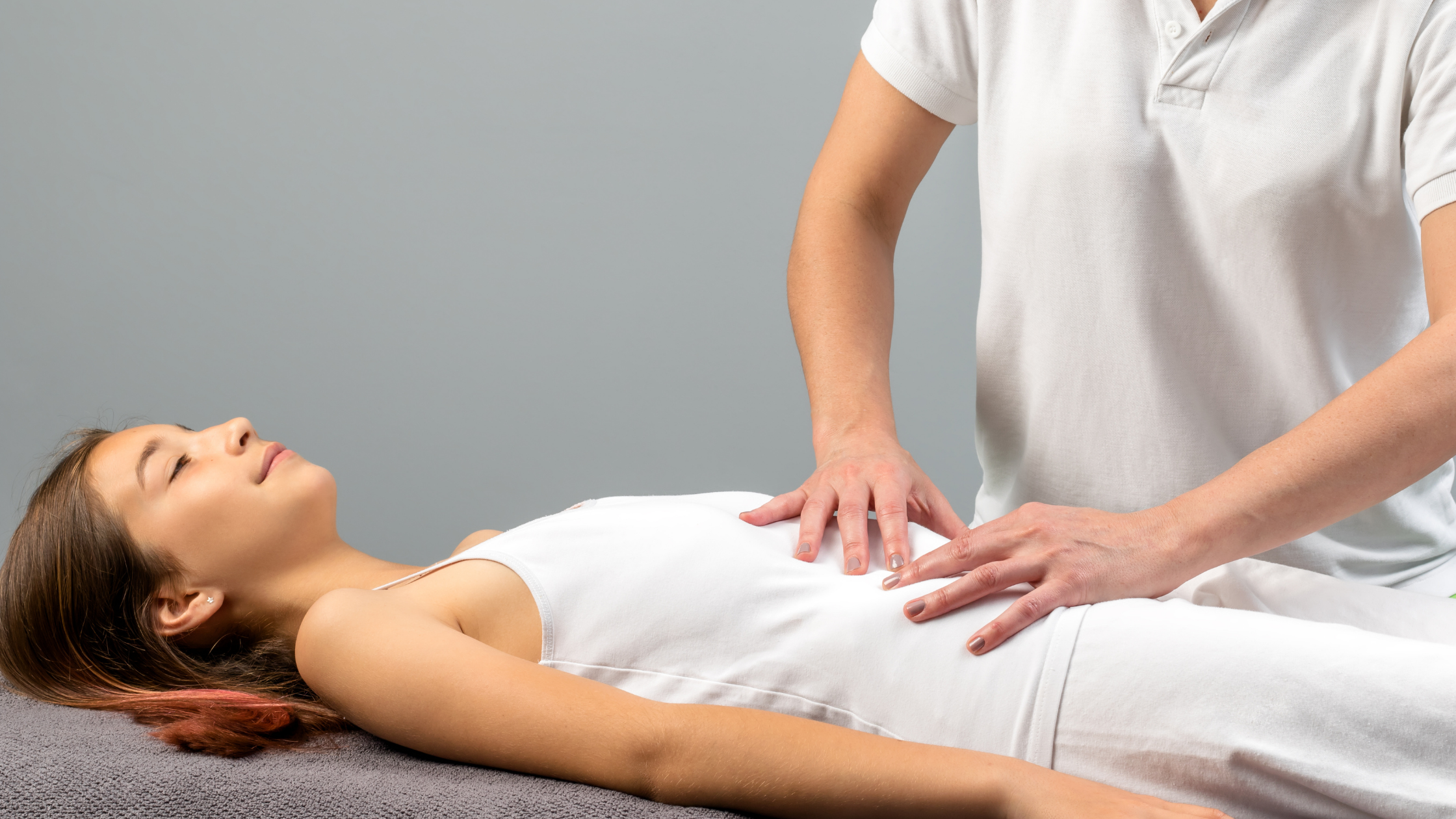 Massage for period cramps